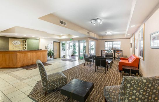 Hol hotelowy COMFORT SUITES DOWNTOWN SACRAMENTO