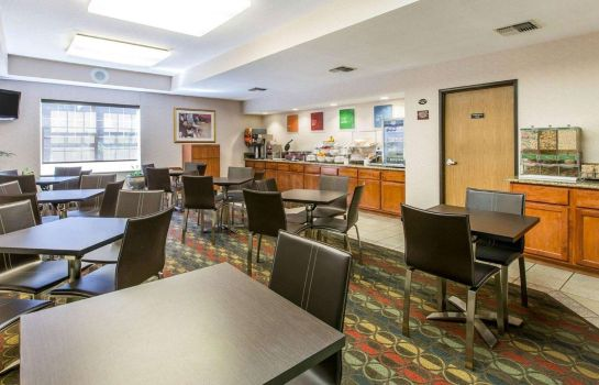 Restaurant Comfort Suites Downtown Sacramento