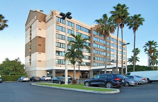 Außenansicht Four Points By Sheraton Fort Lauderdale Airport/Cruise Port