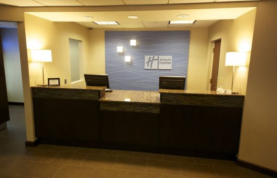 Vestíbulo del hotel Holiday Inn Express & Suites DANBURY - I-84