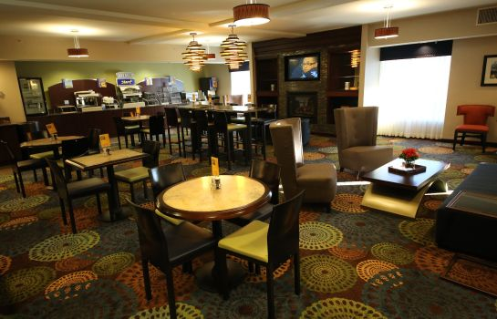Hotelhalle Holiday Inn Express & Suites DANBURY - I-84