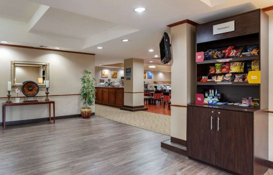 Information Comfort Suites Airport