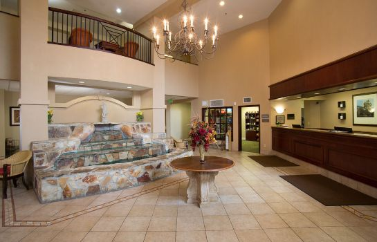 Empfang St. Augustine Hotel & Suites