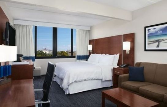 Chambre Four Points by Sheraton Fort Lauderdale Airport/Cruise Port