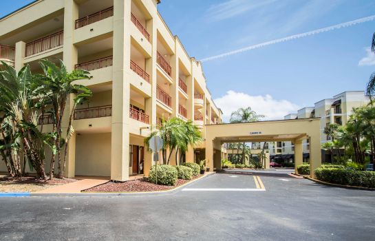 Außenansicht QUALITY SUITES DEERFIELD BEACH