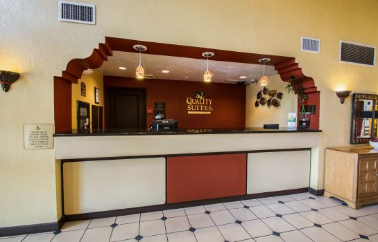 Hotelhalle QUALITY SUITES DEERFIELD BEACH