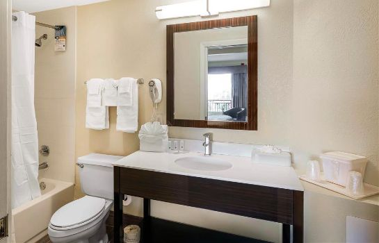 Zimmer QUALITY SUITES DEERFIELD BEACH