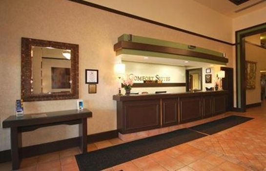 Hotelhalle Comfort Suites O'Hare Airport