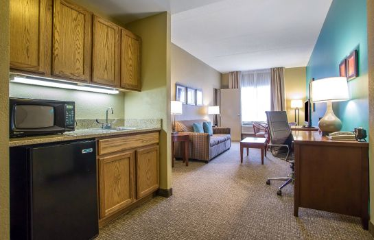 Zimmer Comfort Suites O'Hare Airport