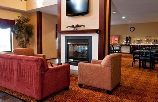 Hotelhal Comfort Suites North