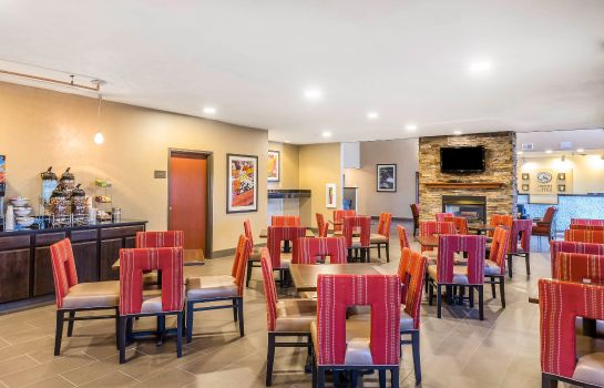 Restaurante Comfort Suites North
