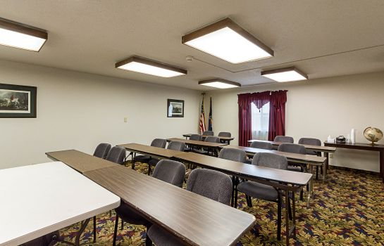 Sala congressi Quality Suites Wichita