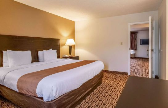 Tweepersoonskamer (comfort) Quality Suites Wichita