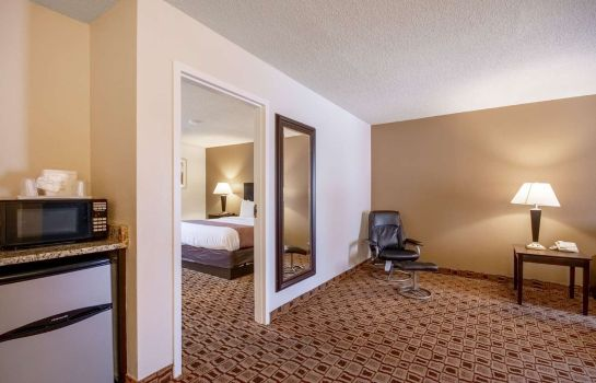 Camera doppia (Comfort) Quality Suites Wichita