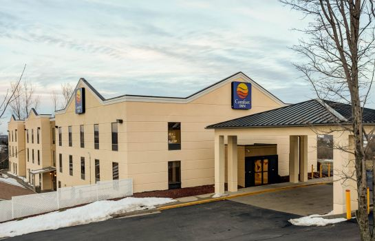 Vista esterna Comfort Inn Lexington