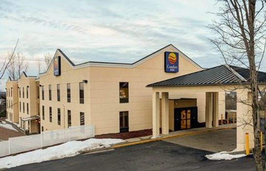Buitenaanzicht Comfort Inn Lexington