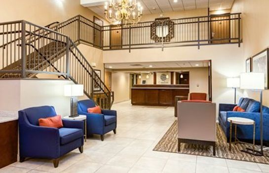 Hotelhal Comfort Inn Lexington