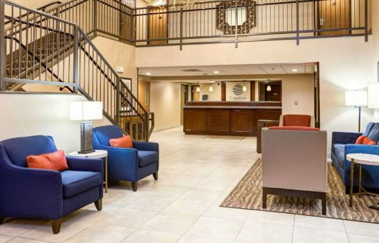 Lobby Comfort Inn Lexington