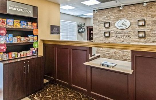 Hotelhalle Comfort Suites New Orleans