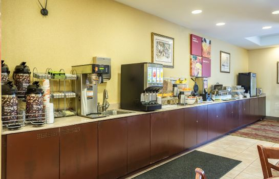 Restaurant Comfort Suites New Orleans