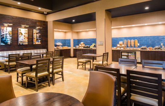 Ristorante Fairfield Inn & Suites New Orleans Downtown/French Quarter Area