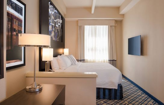 Suite Fairfield Inn & Suites New Orleans Downtown/French Quarter Area