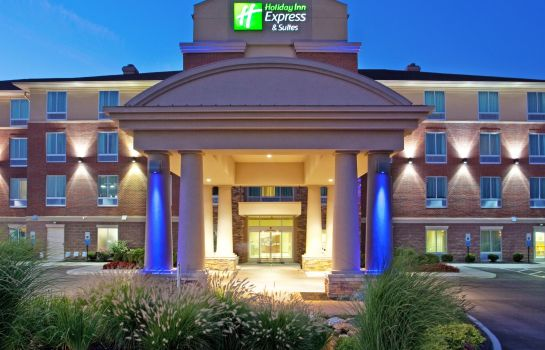Außenansicht Holiday Inn Express & Suites LAUREL