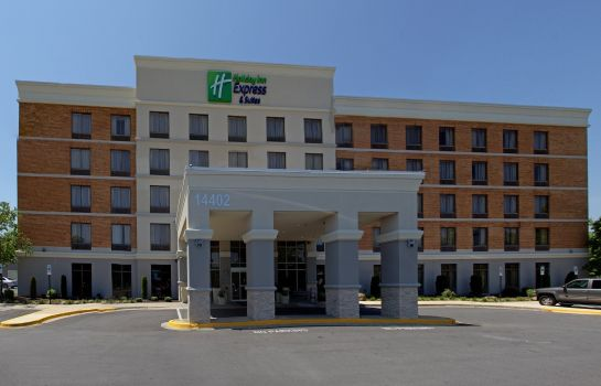 Exterior view Holiday Inn Express & Suites LAUREL