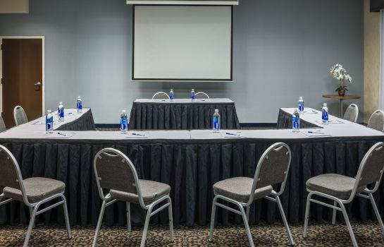 Conference room Holiday Inn Express & Suites LAUREL