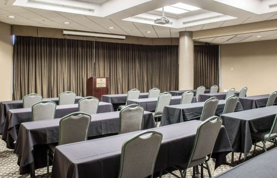 Conference room Comfort Suites Raleigh Durham Airport/RTP