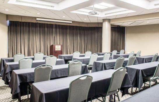 Conference room Comfort Suites Raleigh Durham Airport/RT Comfort Suites Raleigh Durham Airport/RT