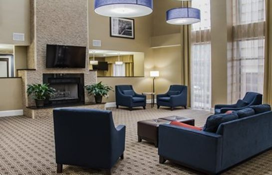 Hotelhalle Comfort Suites University - Research Park