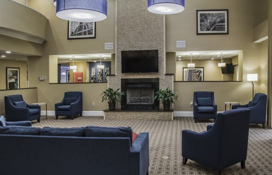 Hall Comfort Suites University - Research Park