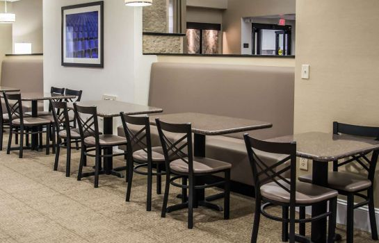 Restaurant Comfort Suites University - Research Par