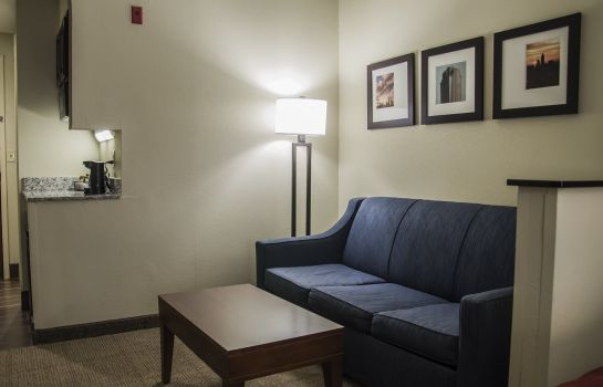 Suite Comfort Suites University - Research Park