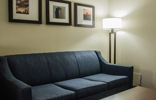 Zimmer Comfort Suites University - Research Park