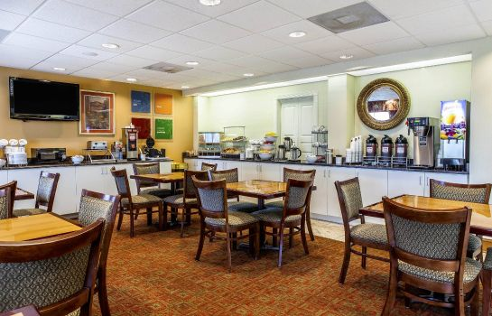 Restaurant Comfort Suites Raleigh