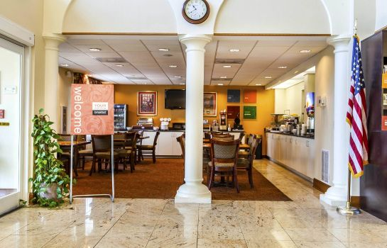 Restaurante Comfort Suites Raleigh