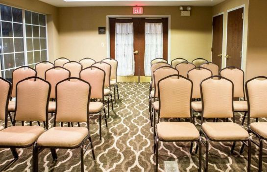 Conference room Comfort Suites Newark - Harrison