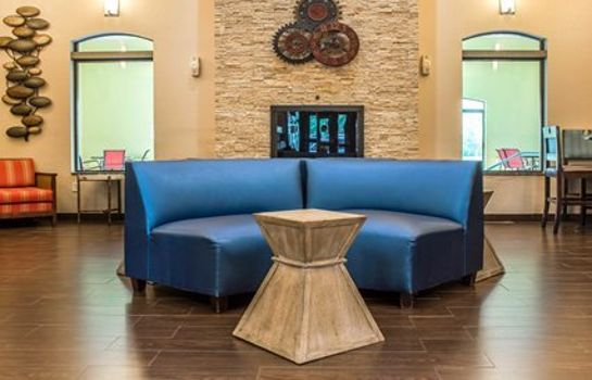 Hol hotelowy Comfort Suites Buffalo Airport