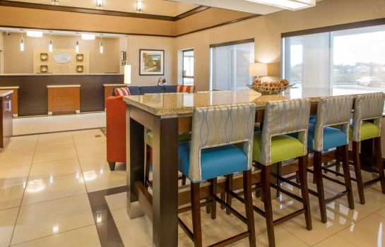 Hall COMFORT SUITES COLUMBUS