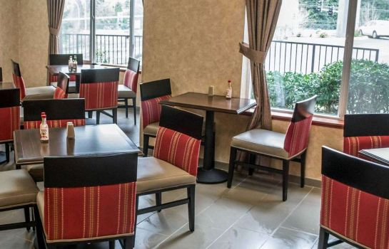 Restaurant Comfort Suites Southwest