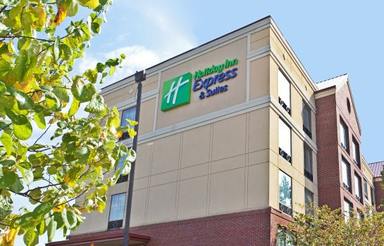 Außenansicht Holiday Inn Express & Suites COLUMBIA - DOWNTOWN