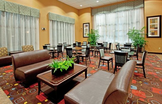 Hotelhalle Holiday Inn Express & Suites COLUMBIA - DOWNTOWN