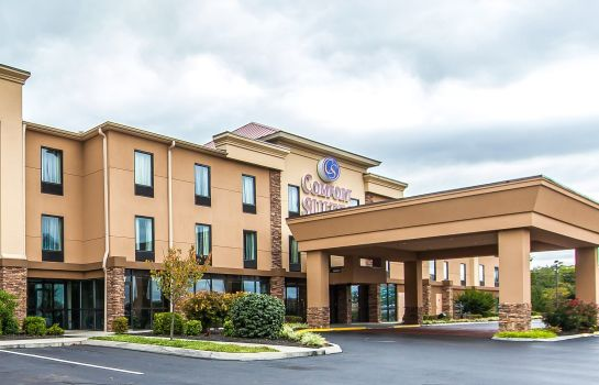 Exterior view Comfort Suites Knoxville West - Farragut