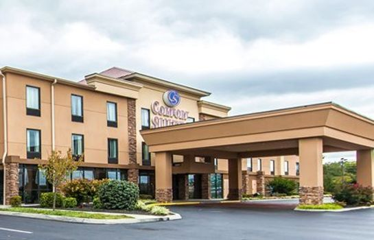 Außenansicht Comfort Suites Knoxville West - Farragut