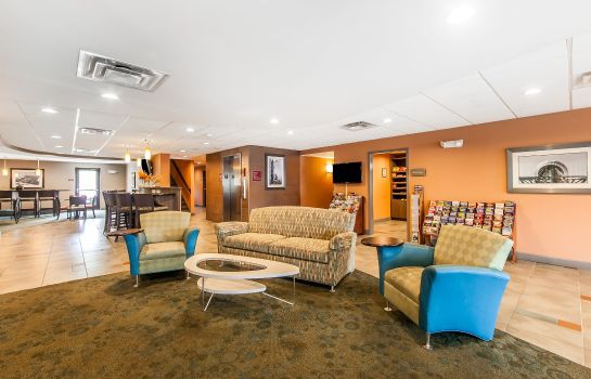 Hotelhalle Comfort Suites Knoxville West - Farragut
