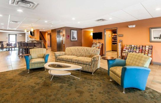 Lobby Comfort Suites Knoxville West - Farragut