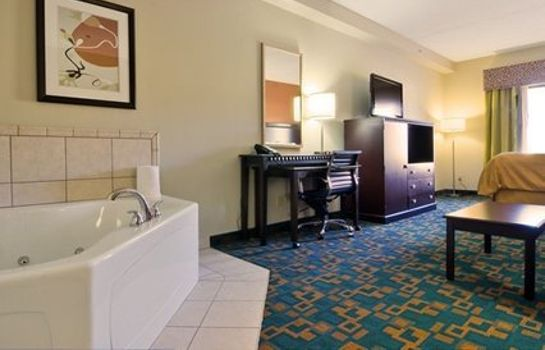 Suite Comfort Suites Knoxville West - Farragut