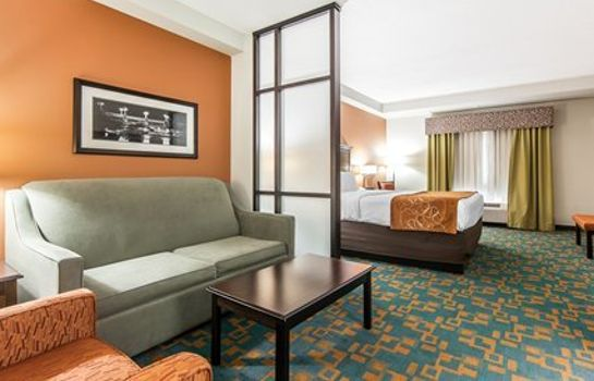Zimmer Comfort Suites Knoxville West - Farragut
